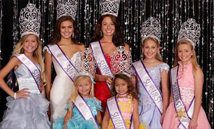 2012 Beauty Pageant Winners